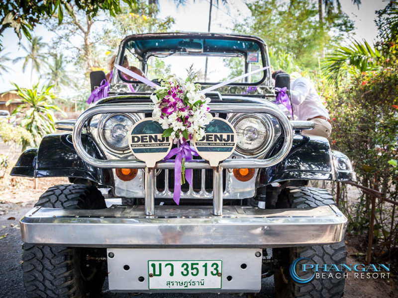 Beach Weddings Transport