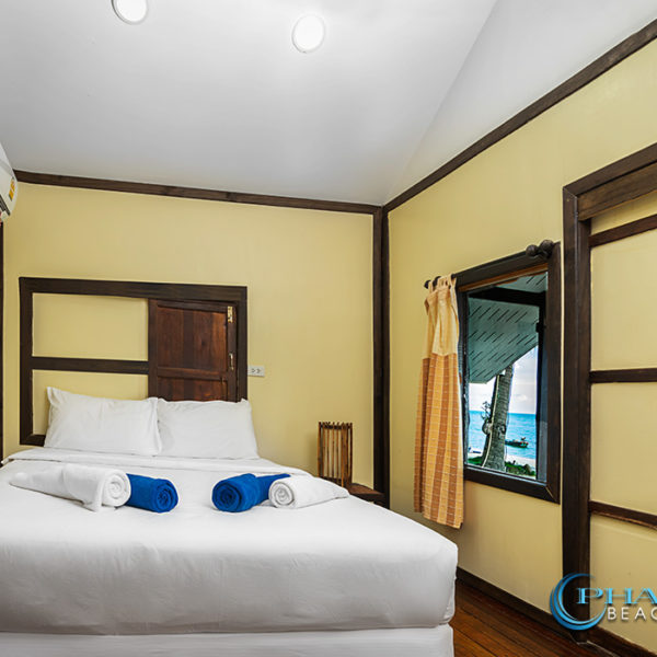 beachfront traditional bungalow double